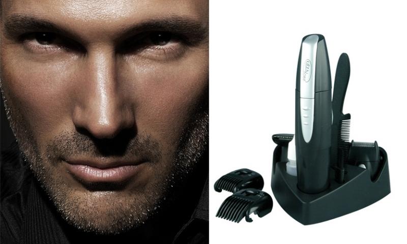 Gezatone Машинка для стрижки и подравнивания бороды BP207 Gezatone