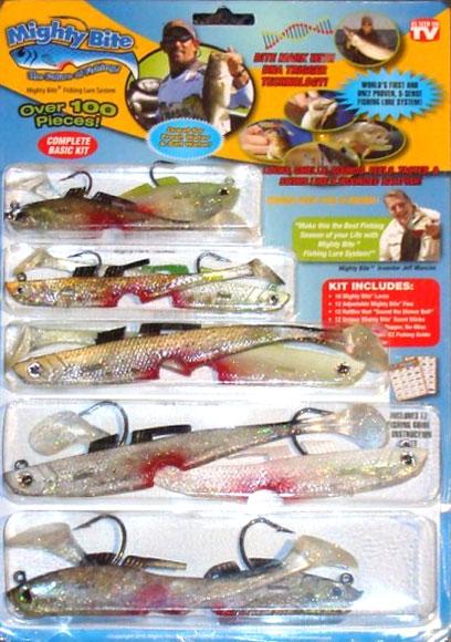 майти-байт приманка для рыбы