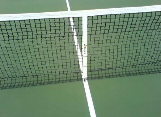 Теннисной сетки своими руками