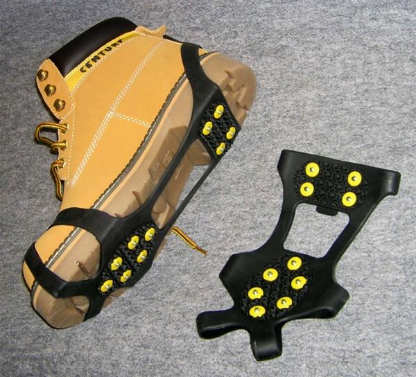 Накладки для обуви противоскольжения / Сайт фотографий