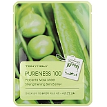 Тканевая маска Tony Moly с экстрактом растительной плаценты Pureness 100 Placenta Mask Sheet, 21 мл
