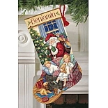 8740-DMS Sweet Dreams Stocking