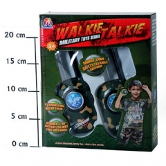 Набор раций Walkie Talkie Military, 008A