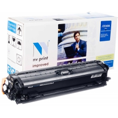 Картридж NV Print CE340A Black совместимый для HP LaserJet Color Enterprise 700 M775dn/f/z/+