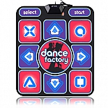 Коврик танцевальный Dirox Dance Pad Performance 2.0 (PC-USB-TV) Dance Factory