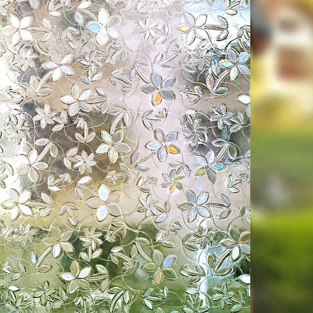 Декоративная пленка на стекло с рисунком фото