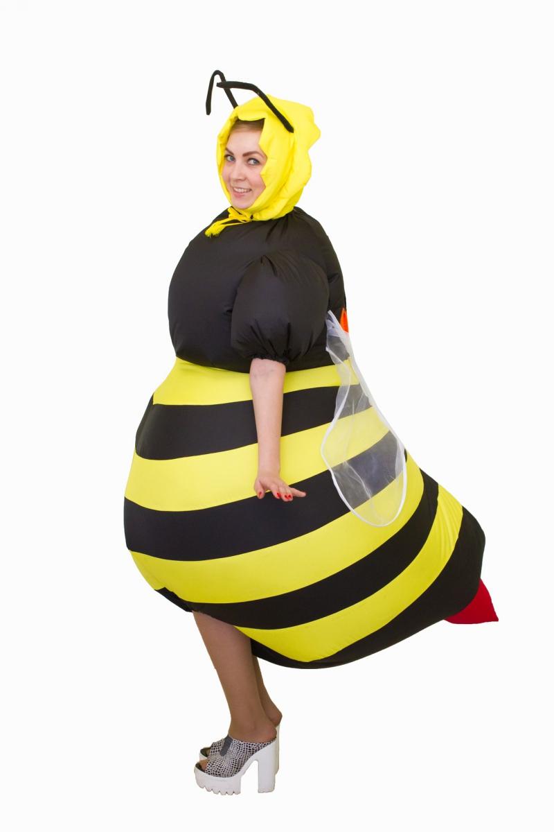 настоящее фото жирной пчелки хватало квадратных метров