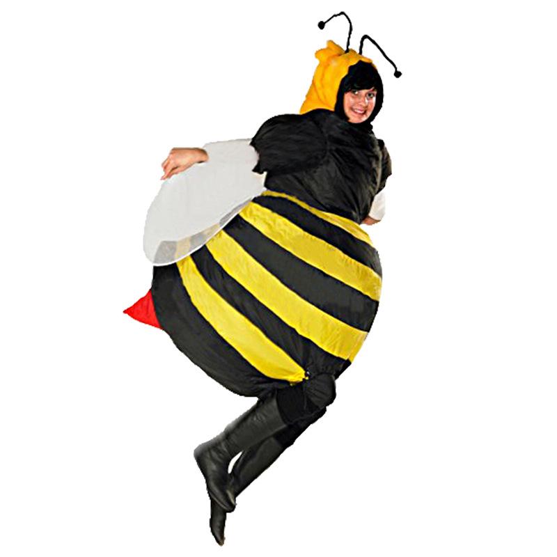 Фото жирной пчелки